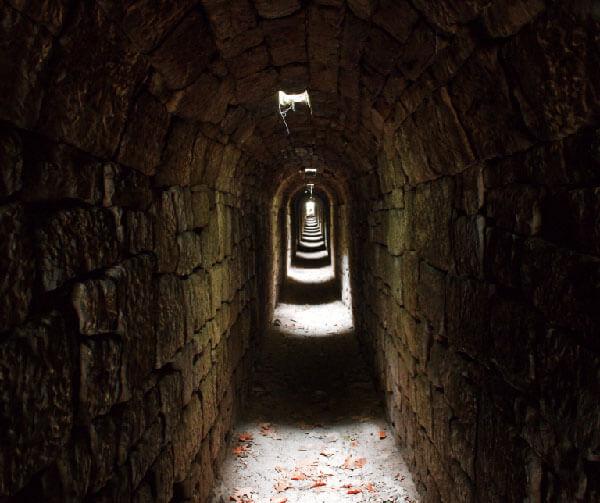 underground-tunnels in exeter