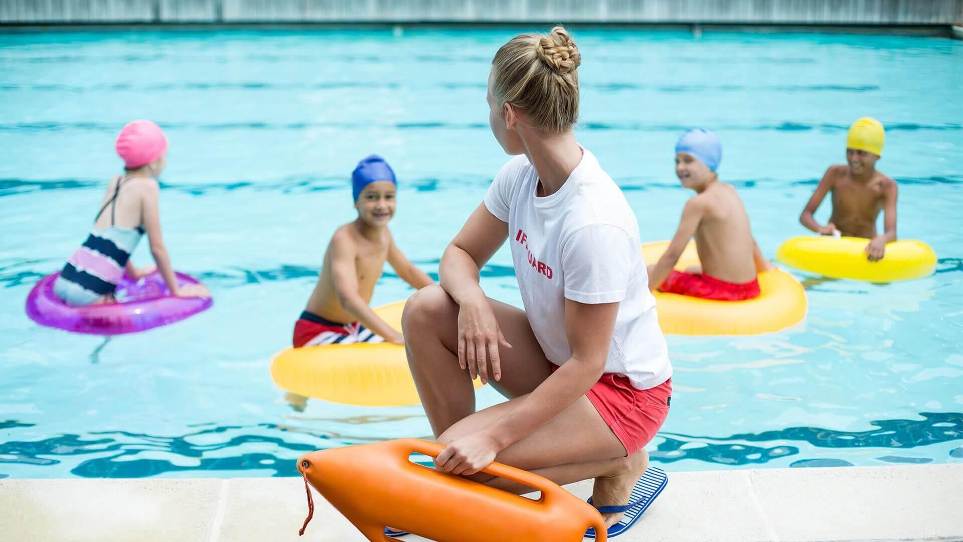 Pool Lifeguard - Lady's Mile Careers
